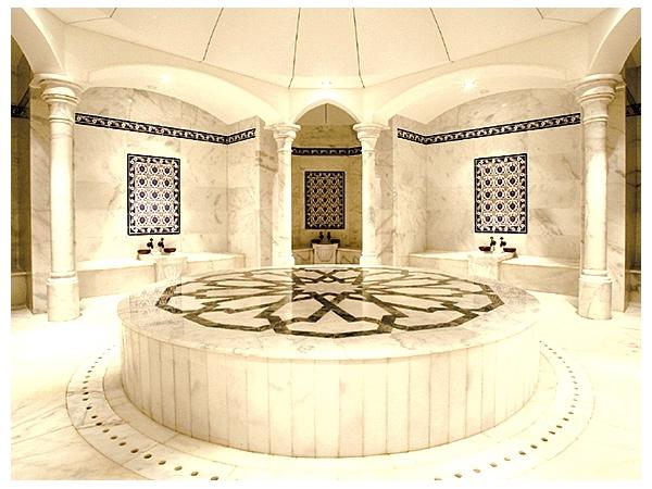 Как называется турецкая баня